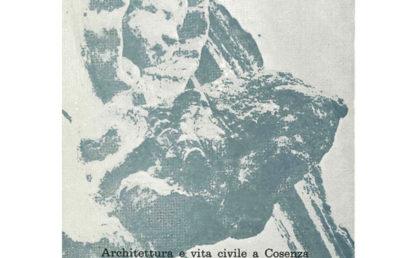 Architettura e vita civile a Cosenza