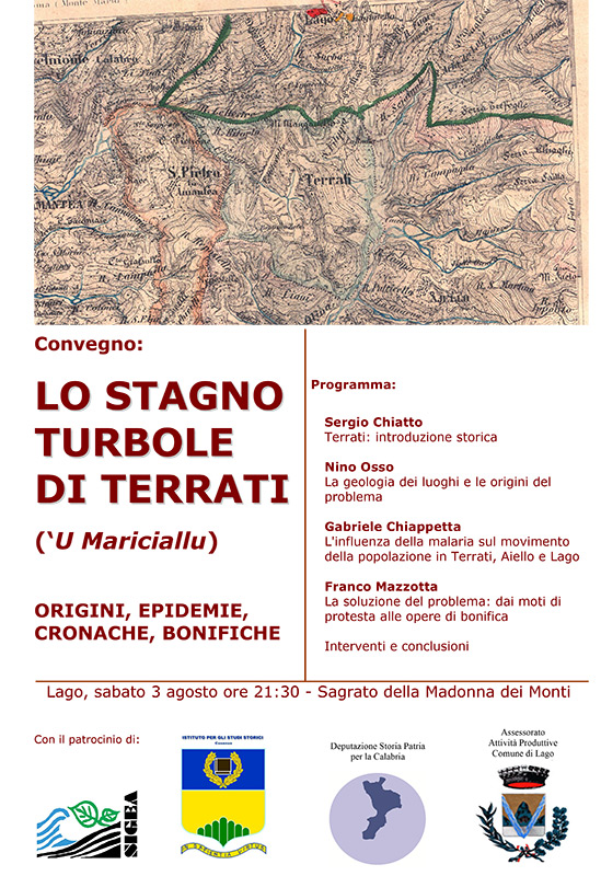 Lo Stagno Turbole di Terrati