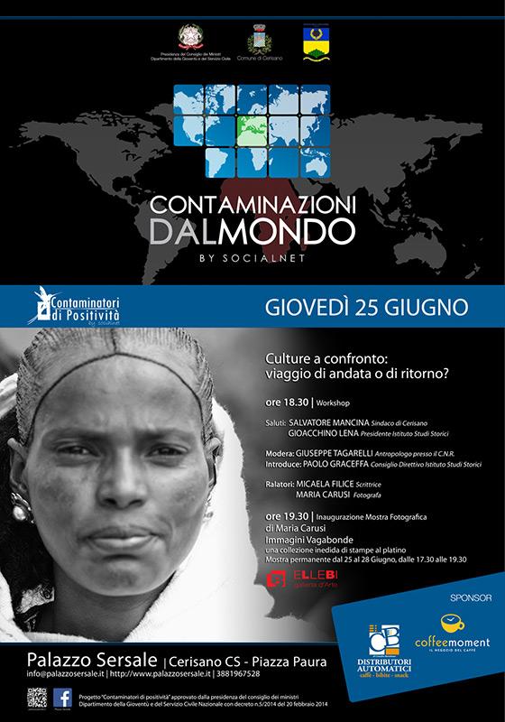 Contaminazioni dal Mondo : Culture a confronto…