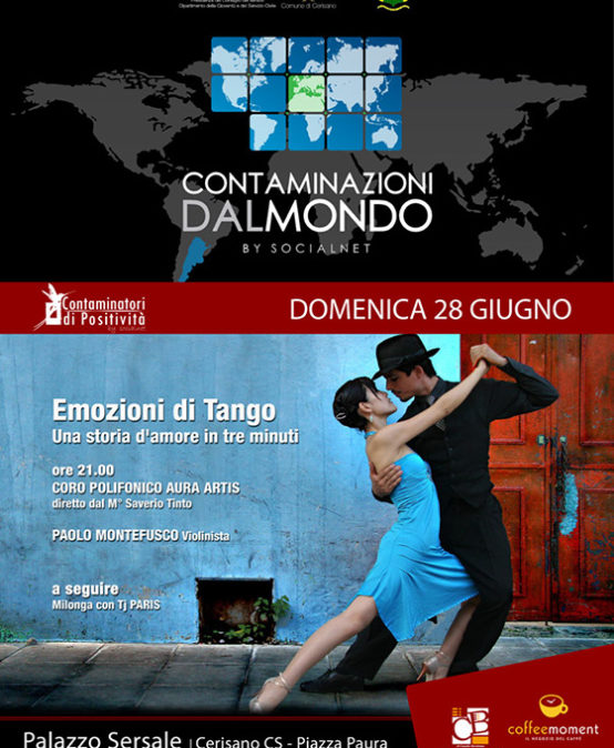 Contaminazioni dal Mondo : Emozioni di Tango