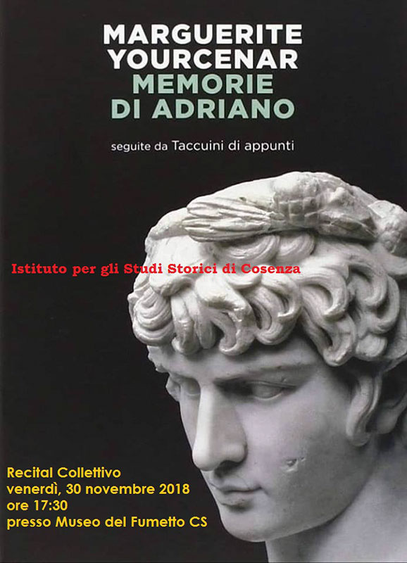 Marguerite Yourcenar – Memorie di Adriano