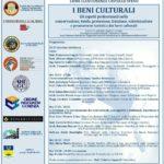 I BENI CULTURALI – Gli aspetti professionali nella conservazione, tutela, protezione, fruizione, valorizzazione e promozione turistica dei beni culturali