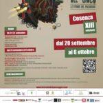 Festival del fumetto – Cosenza XIII edizione – Chiostro di San Domenico