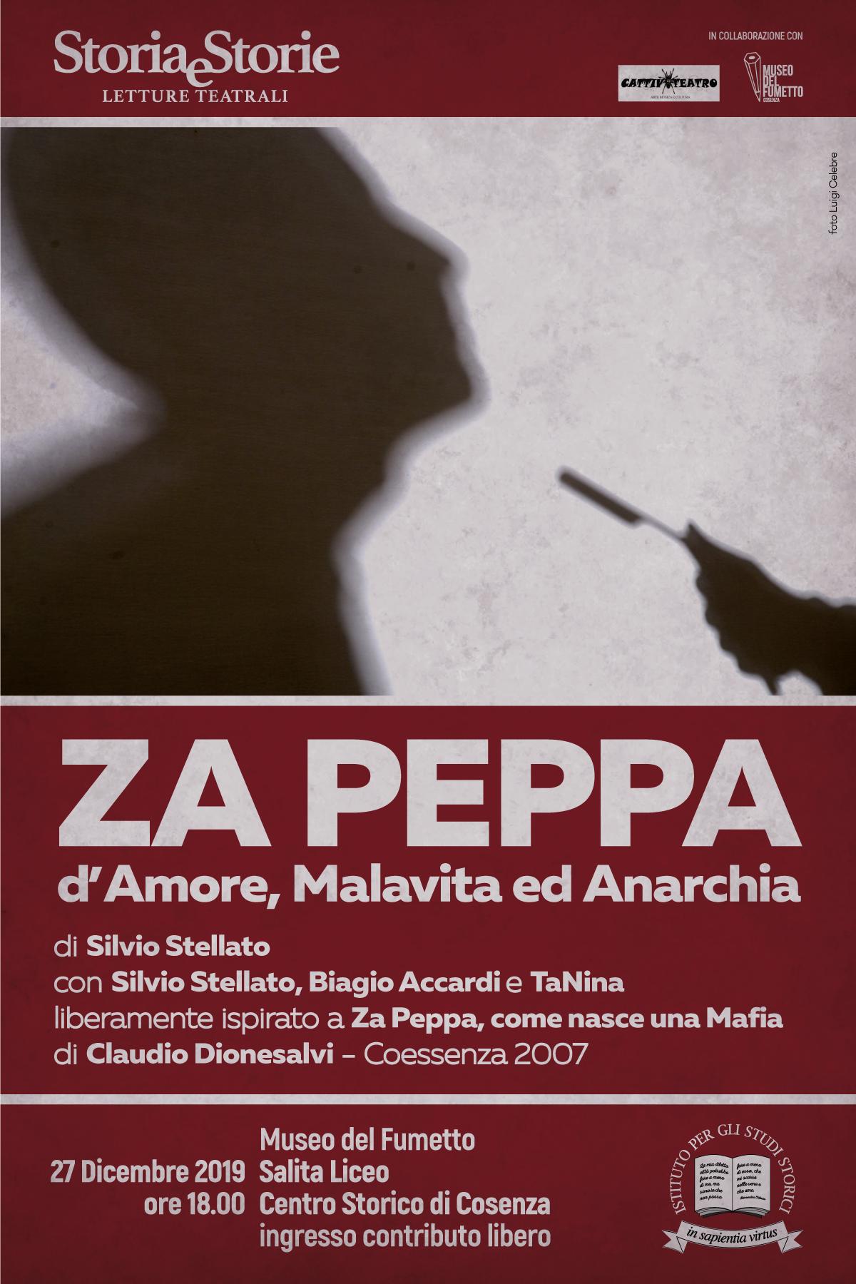 ZA PEPPA – d'Amore, Malavita ed Anarchia